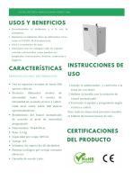 Accesorios NEBUF500